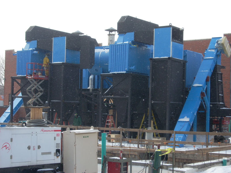 Wood Fired Boiler Systems On 2 Distinct U S Department Of